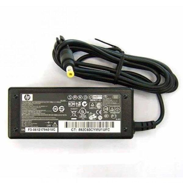 Sạc laptop HP (18.5V – 3.5A, Đầu vàng)
