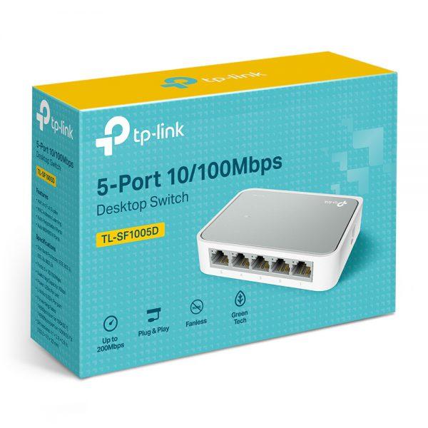 Switch TP-Link TL-SF1005D 5-Port