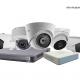 Lắp đặt trọn bộ 4 camera quan sát KBVISION CCTV - 2K412CVI