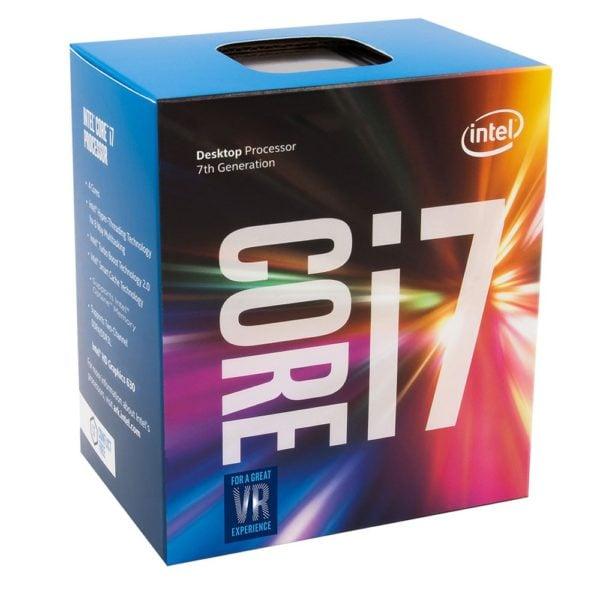 Bộ vi xử lý/ CPU Intel Core i7-8700 (12M Cache, up to 4.6GHz)